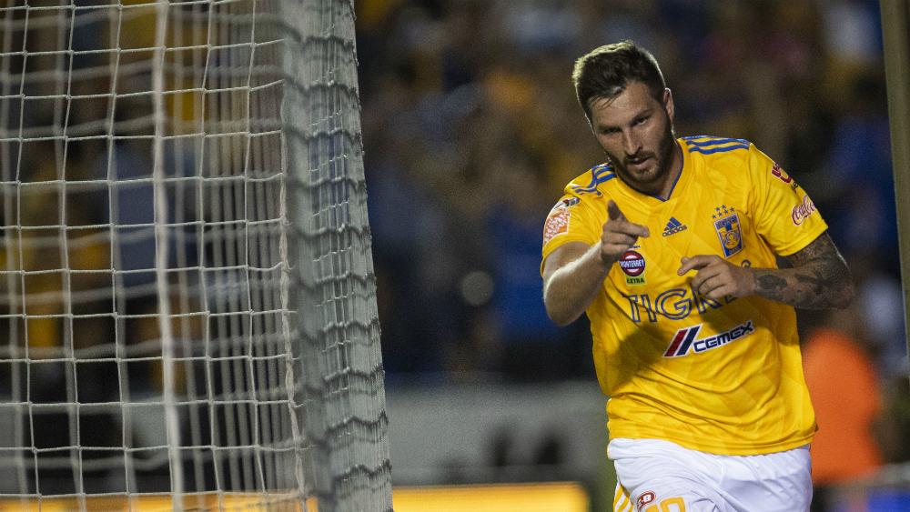 Entre conatos de bronca, Tigres venció a Pumas en amistoso
