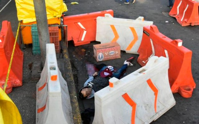 Muere hombre apuñalado en Iztapalapa - Foto de Quadratín