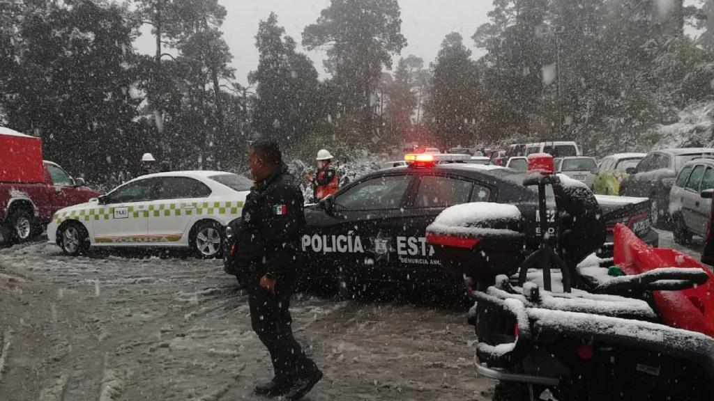 Aplican Operativo Invernal en Áreas Naturales Protegidas - Inician Operativo Invernal en cuatro Áreas Naturales Protegidas. Foto de @CONANP_mx