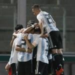 Argentina vence en Córdoba a un Tricolor inoperante - Foto de Mexsport