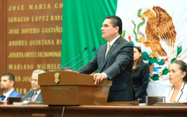 Aureoles presentará proyecto de presupuesto la próxima semana - Foto de Notimex