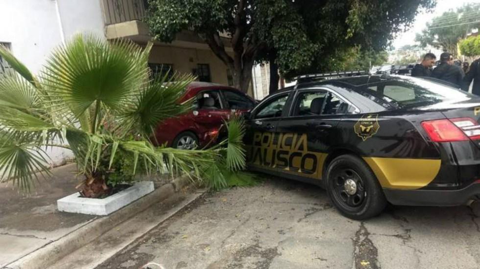 #Video Balacera en Guadalajara deja tres delincuentes muertos - Foto de El Occidental