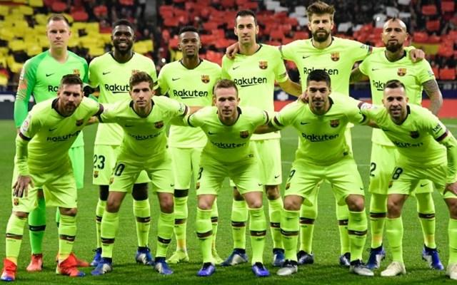 Suárez, Cillessen y Arthur causan baja del Barcelona por lesión - Foto de AFP