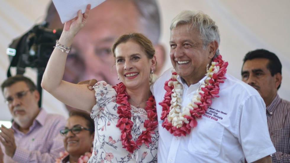 """Beatriz Gutiérrez Müller escribe columna para """"Desde la Fe"""". Noticias en tiempo real"""