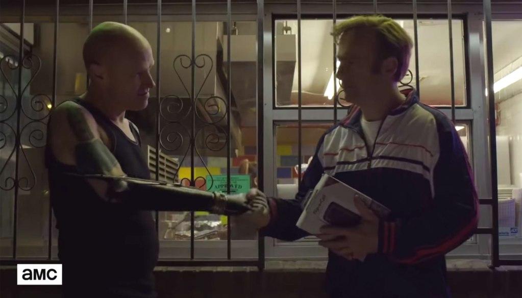 Actor de 'Better Call Saul' mintió acerca de herida para conseguir trabajo - Foto de BCS