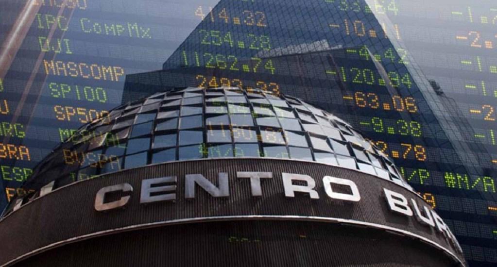 BMV pierde 1.02 por ciento tras anuncio de Semáforo Rojo en la CDMX - Centro Bursátil, Bolsa Mexicana de Valores. Foto de Internet