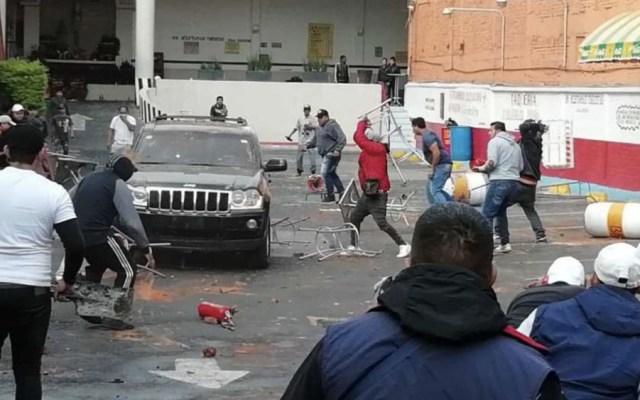 Refuerzan seguridad en cercanías de 'El Borrego Viudo' - Foto de @Milenio