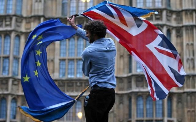 Gobierno británico niega retraso de Brexit - Brexit. Foto de AFP / Justin Tallis