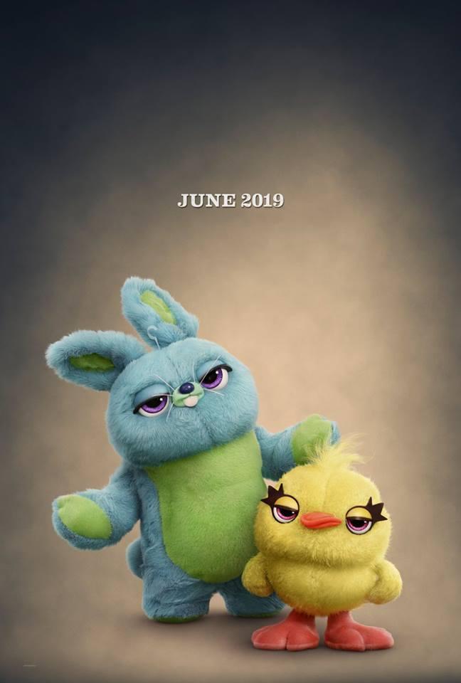 Póster de Bunny & Ducky. Foto de Disney Pixar