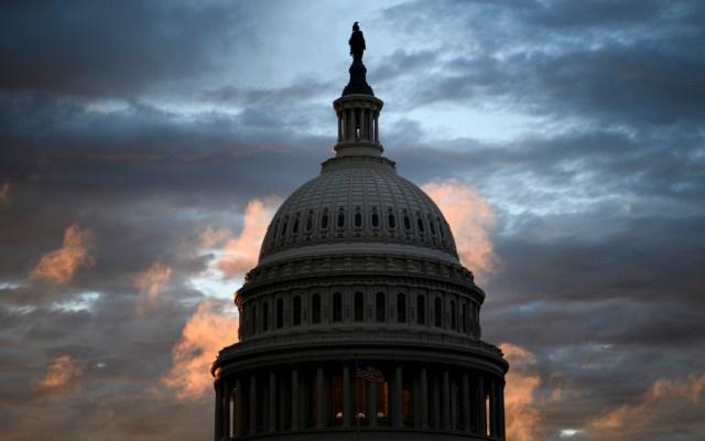 Cierre de gobierno de EE.UU. seguirá en Navidad - Foto de AFP