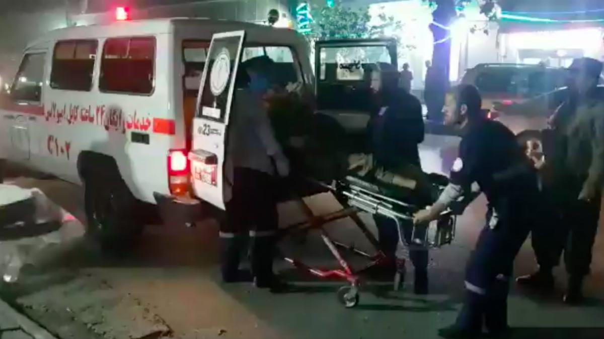 Al menos 40 muertos y 60 heridos por explosión en Kabul