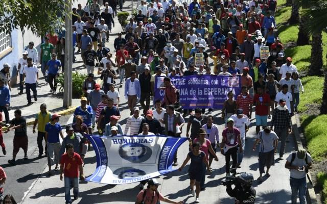 Intentan linchar a guatemalteco que trató de abusar de mujer en campamento - Foto de AFP