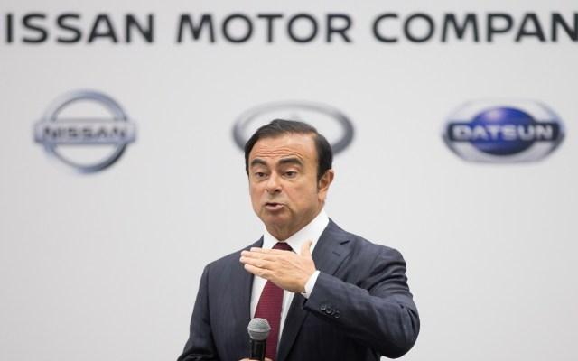 Renuncia el principal abogado de Carlos Ghosn - Carlos Ghosn de Nissan. Foto de AFP / Geoff Robins