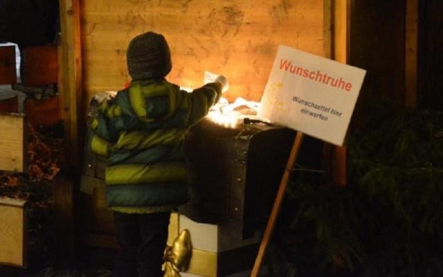Niños de Alemania ya no podrán enviar cartas a Santa - Cartas a Santa Claus. Foto de Welt