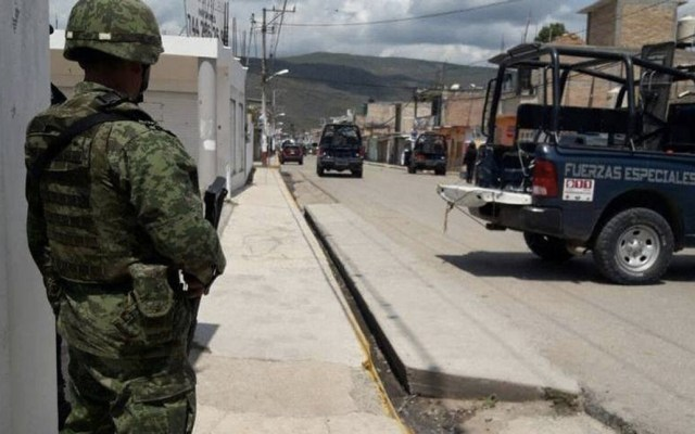 Operativos especiales en escuelas después de extorsiones en Guerrero - Foto de Milenio