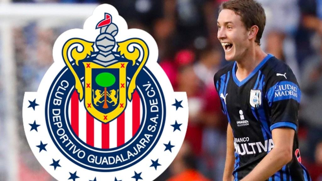 Marcel Alejandro Ruíz, nuevo refuerzo del Guadalajara. Noticias en tiempo real