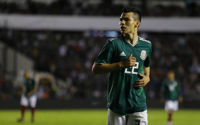Chucky Lozano causa baja con la selección contra Argentina - Chucky lozano causa baja con la seleccion contra argentina