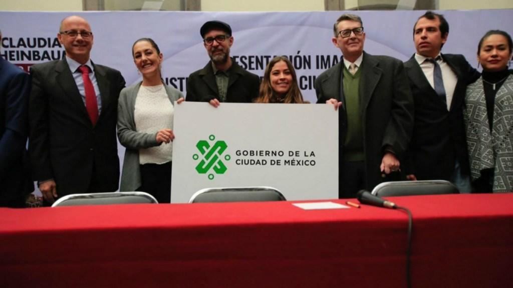 Gobierno de la CDMX tiene nuevo logo - Foto de Milenio