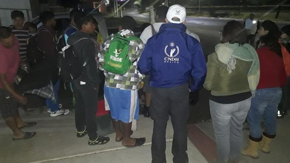 INM libera a 70 migrantes detenidos en Sonora. Noticias en tiempo real