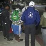 INM libera a 70 migrantes detenidos en Sonora - Foto de @CNDH