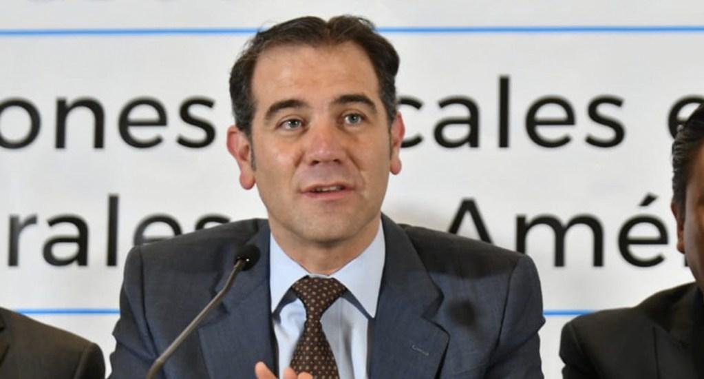 Recorte adicional al INE pone en riesgo elecciones de 2019: Lorenzo Córdova - lorenzo cordva advirtió contra recorte al ine