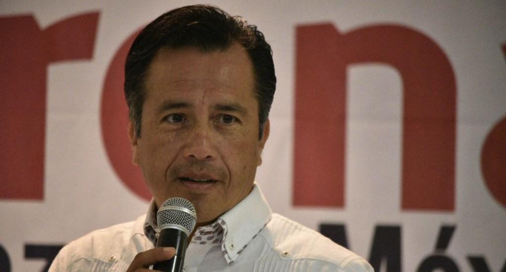 Mentiras de Yunes y Winckler dañan a Veracruz: Cuitláhuac García - Foto de @CuitlahuacGJ