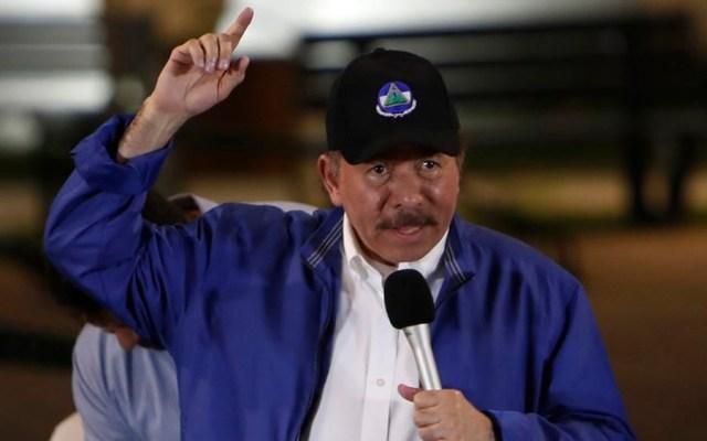 Estados Unidos impone sanciones a altos funcionarios de Nicaragua - Daniel Ortega, presidente de Nicaragua. Foto de AFP