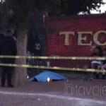 Asesinan a hombre que veía partido en deportivo de Iztapalapa