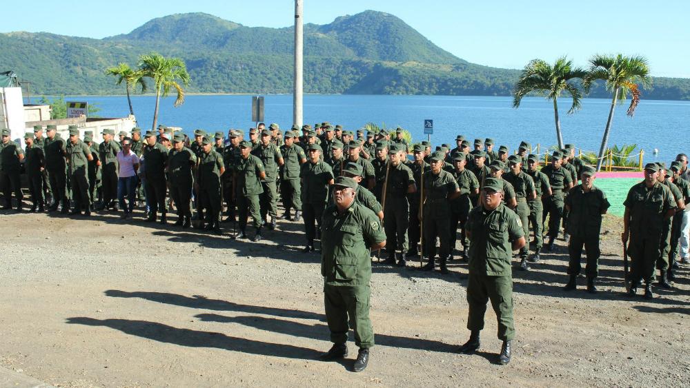 Más de 600 migrantes detenidos en Nicaragua en noviembre. Noticias en tiempo real