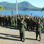 Más de 600 migrantes detenidos en Nicaragua en noviembre - Foto de Ejército de Nicaragua