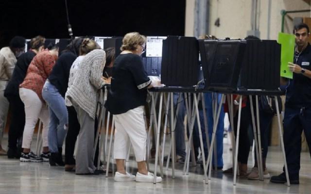 Florida ordena recuento de votos en elección de gobernador y senador - Foto de RHONA WISE / AFP