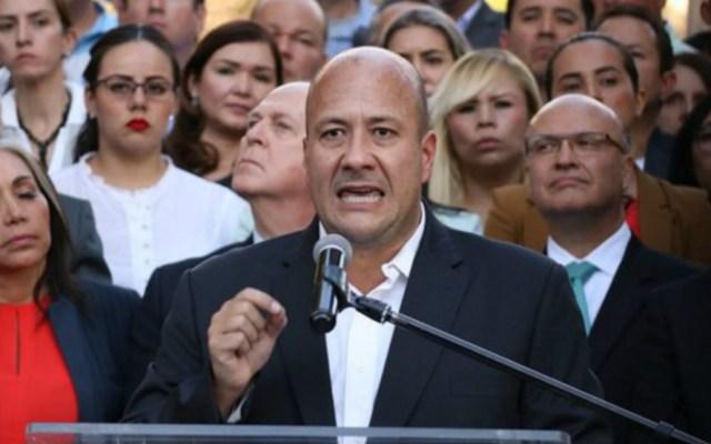 Alfaro expresa descontento por paquete económico de López Obrador - Enrique Alfaro criticó que el superdelegado en jalisco coordine la seguridad