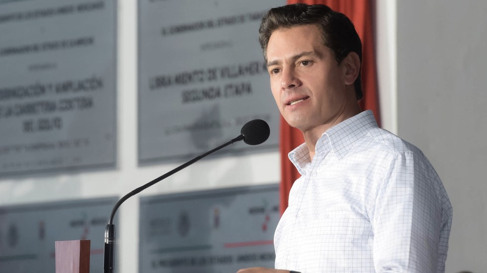 Suficientes y razonables seis años para gobernar: Peña Nieto - Foto de Presidencia