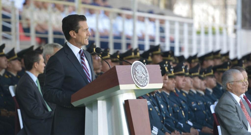 EPN publica imagen con cuenta regresiva para dejar su cargo - Foto de Presidencia