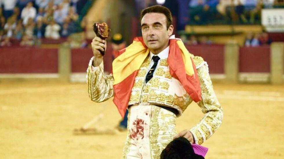 Enrique Ponce inaugura la Temporada Grande 2018-2019 de la Plaza México - Foto de Enrique Ponce