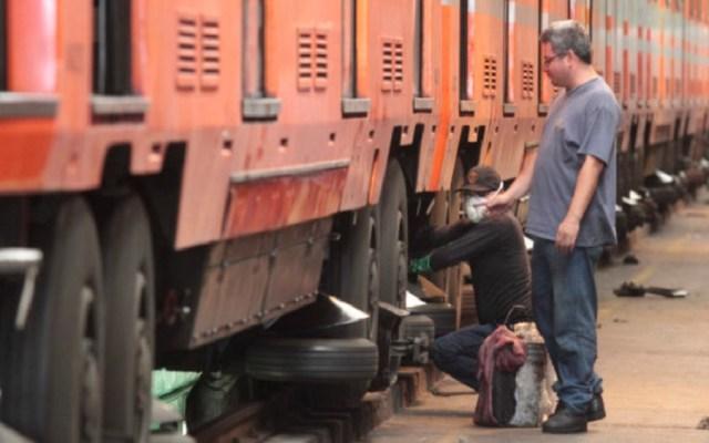 Urge sindicato del Metro a rehacer la Línea 1 por obsoleta - Fallas en la Línea 1 del Metro. Foto de Cuartoscuro