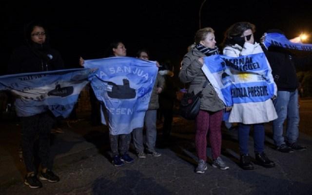 Historias de vida del submarino argentino A.R.A. San Juan - Foto de Alfonsina Tain / AFP