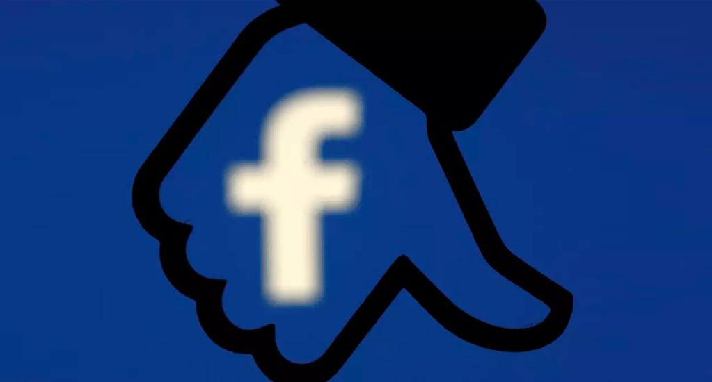 Reportan caída de Facebook. Noticias en tiempo real