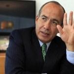 López-Dóriga entrevista a Felipe Calderón - Expresidente de México, Felipe Calderón. Foto de Internet