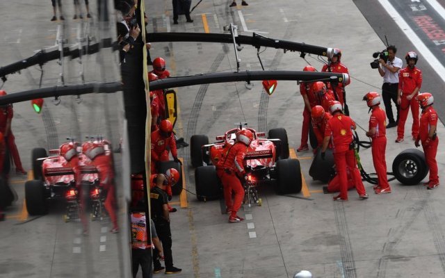 ¿Cuánto invierte cada escudería de la Fórmula 1 por punto? - Foto de @F1