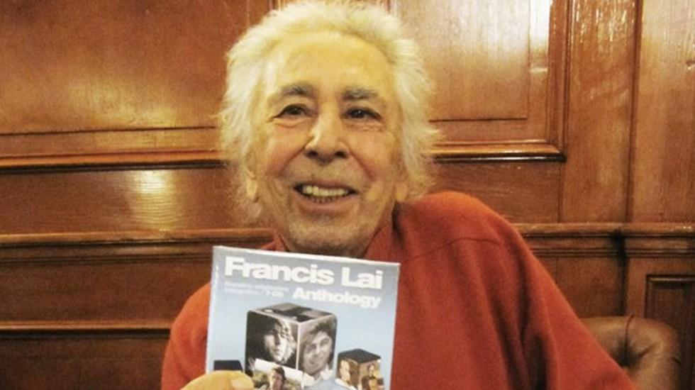 Murió Francis Lai compositor ganador del Óscar por 'Where Do I Begin' - Foto de Film Score Monthly