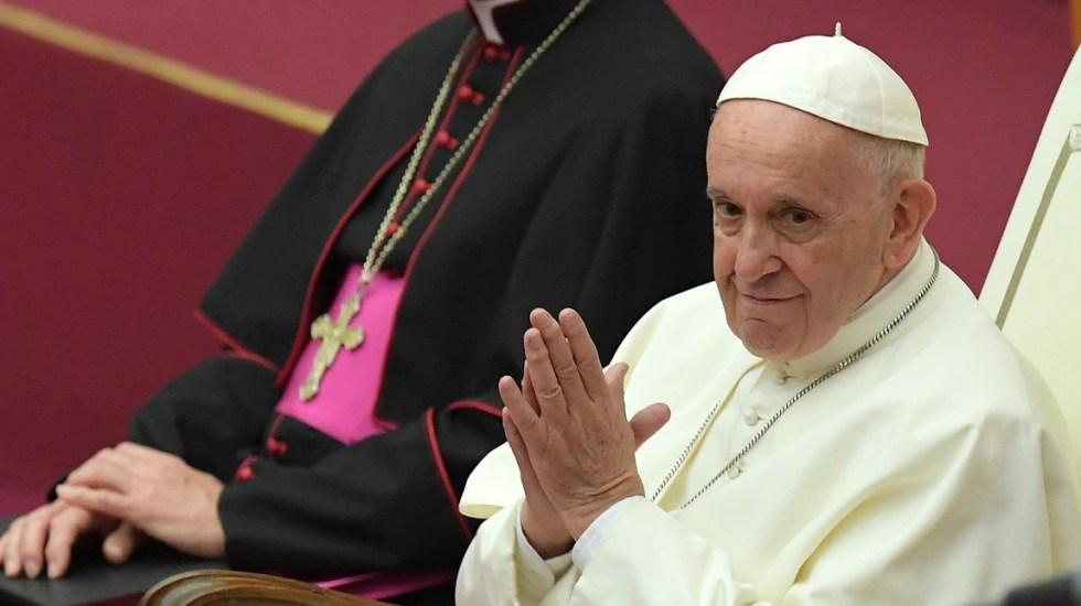 Así son las tarjetas que comparte el papa Francisco en Navidad - Papa Francisco. Foto de AFP / Tiziana Fabi