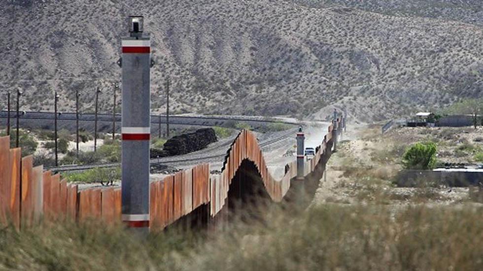 Frontera México-Texas. Foto de Internet