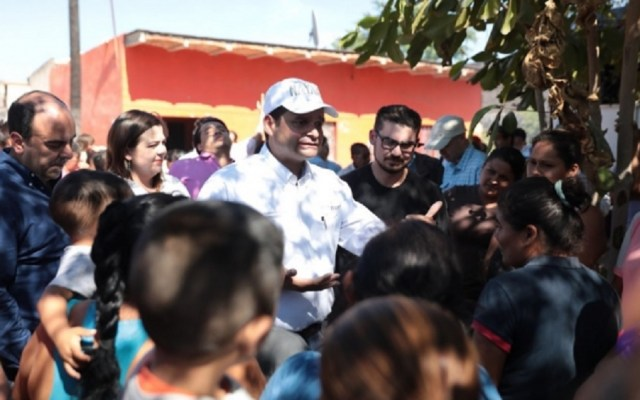 Gobernador de Nayarit se reunirá con AMLO por crisis de damnificados - Foto de Notimex