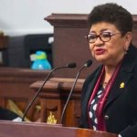 Morena presenta iniciativa para que nadie gane más que Sheinbaum - Ernestina Godoy. Foto de Cuartoscuro