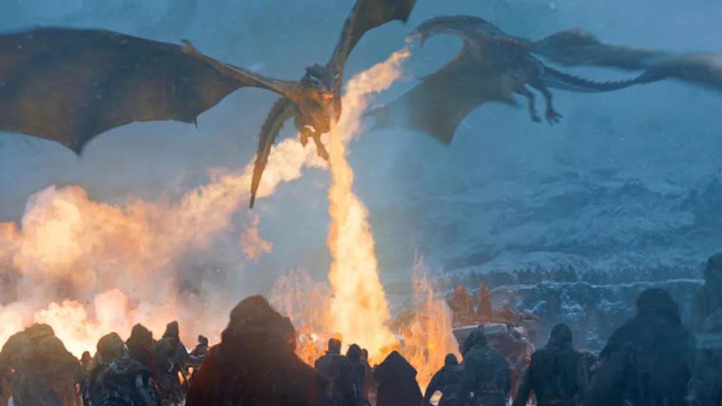 Escena de la temporada siete de Game of Thrones. Foto de HBO