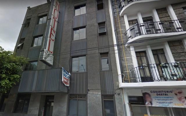 Empleados de hotel fingen ser de La Unión de Tepito para secuestrar a huéspedes - Captura de pantalla de Maps