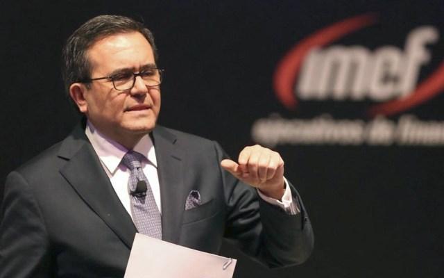 Guajardo expresa disposición para informar sobre su desempeño en el Consejo de Pemex - Ildefonso Guajardo, exsecretario de Economía. Foto de archivo.