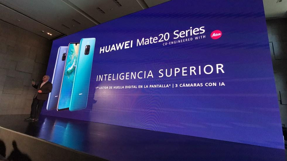 Precio y fecha de lanzamiento en México del Huawei Mate 20 Pro - Foto de López-Dóriga Digital