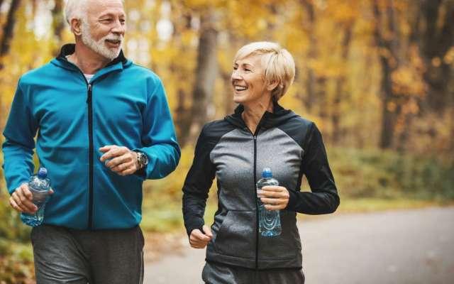Entrenamiento funcional para adultos mayores